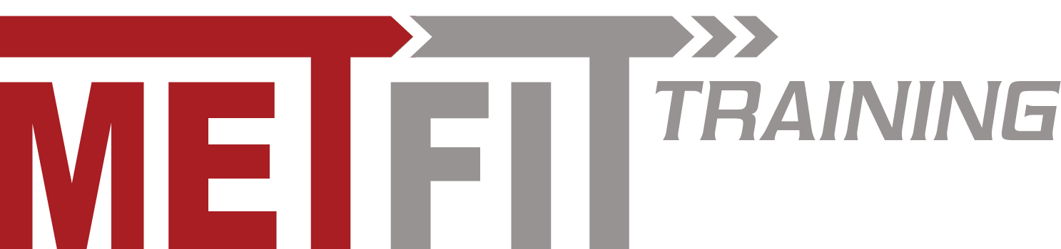 MetFit Training Logo